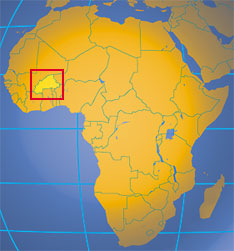 burkina_faso_small_map