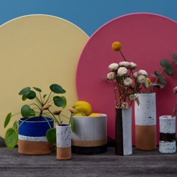 newTree unterstützen mit Keramik